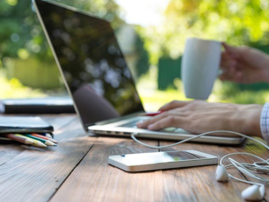 Flexible working is on the rise