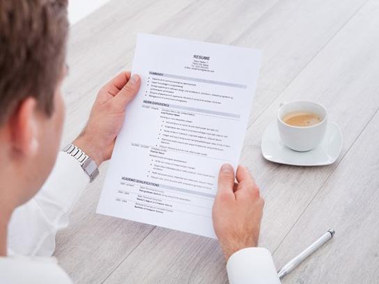 How to create a winning CV