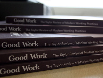 The Taylor Review